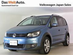 VW ゴルフトゥーランクロストゥーラン 純正ナビ リアビューカメラ 認定中古車