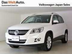VW ティグアンスポーツ&スタイル 4MOTION 純正ナビ 認定中古車
