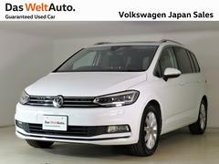 VW ゴルフトゥーランTSI ハイライン 電動パノラマルーフ 純正ナビ 認定中古車
