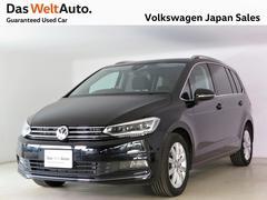 VW ゴルフトゥーランTSI ハイライン ACC 純正ナビ 7人乗り 認定中古車