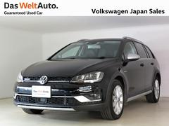 VW ゴルフオールトラックTSI 4モーション UPグレード レザーPKG 認定中古車
