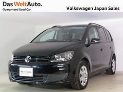 VW ゴルフトゥーランTSI コンフォートライン 社外ナビ 7人乗り 認定中古車