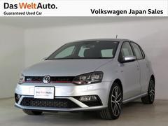 VW ポロGTIベースグレード 純正ナビ バックカメラ ETC 認定中古車
