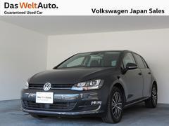 VW ゴルフオールスター 特別仕様車 ACC ディスカバープロ 禁煙車