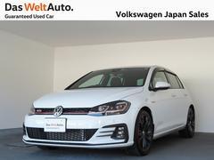 VW ゴルフGTIダイナミック 7.5型 特別仕様車 デジタルメーター 禁煙車