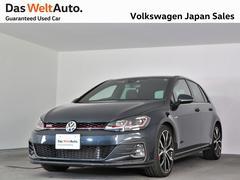 VW ゴルフGTIパフォーマンス 特別仕様車 ACC ディスカバープロ 禁煙車