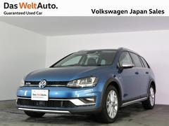 VW ゴルフオールトラックTSI 4モーション アップグレードパッケージ レザーPKG