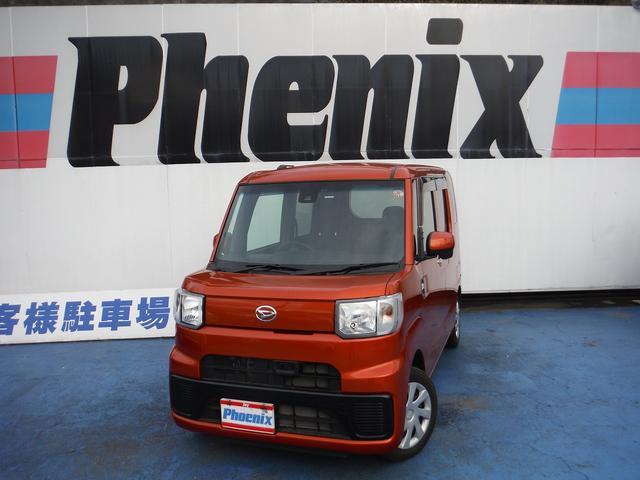 ダイハツ X SAIIターボLEDヘッドライト自動ブレーキI-STOP