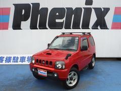 ジムニーXC 4WD ターボ64馬力 当店買取車 ETC 背面タイヤ