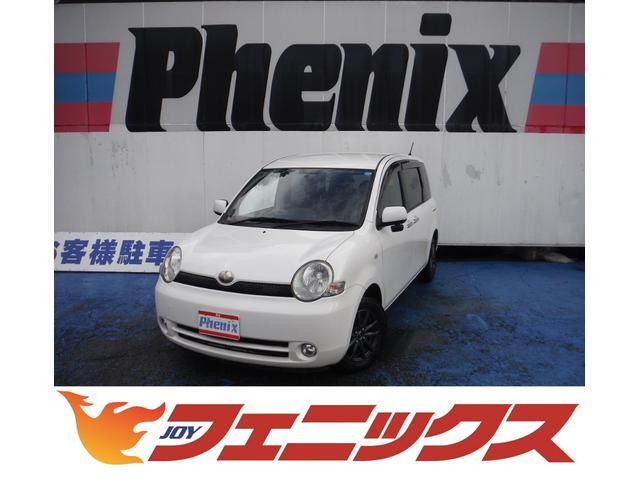 トヨタ シエンタ Xリミテッド当店買取車キセノンライト電動スライ...