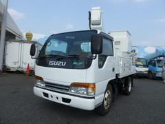 エルフトラック高所作業車 タダノAT100TE 電工仕様