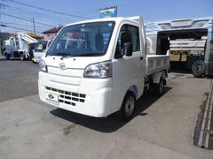 ハイゼットトラック4WD PTOダンプ