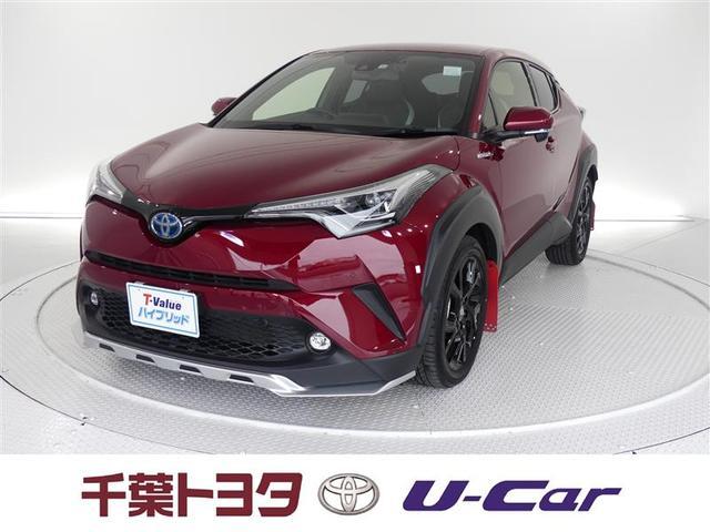 トヨタ HV G モードネロ LED TRDマッドフラップ サポカー