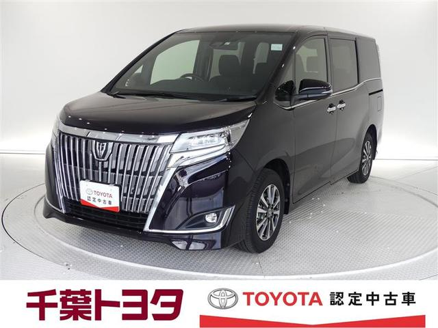 トヨタ エスクァイア Xi 電動スライドドア フルセグTV メモリーナビ アルミ