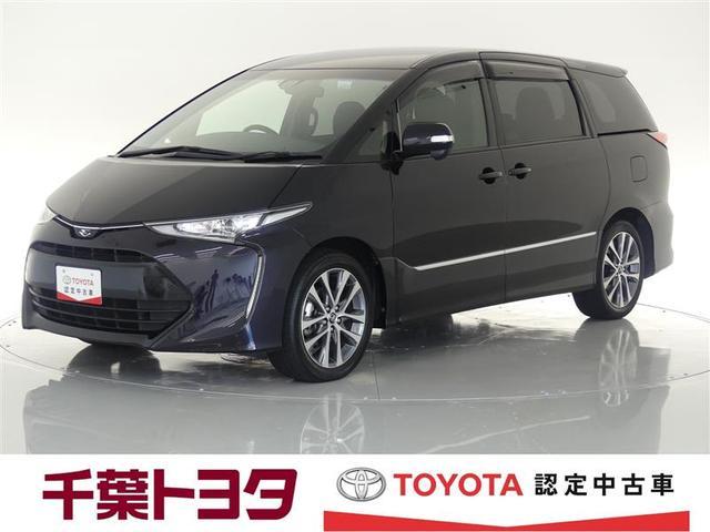 トヨタ アエラス 両側電動スライドドア フルセグTV メモリーナビ