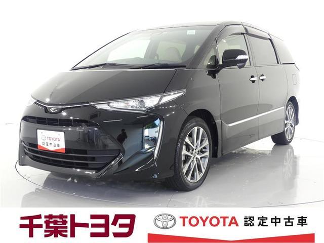 トヨタ アエラス スマート トヨタ認定中古車 予防安全装置装着車 新品タイヤ4本交換付