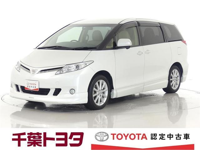 トヨタ G トヨタ認定中古車 新品タイヤ4本交換付 エアロ