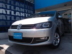 VW シャランTSI ハイラインBMT ナビ地デジ 電動リアゲート ETC