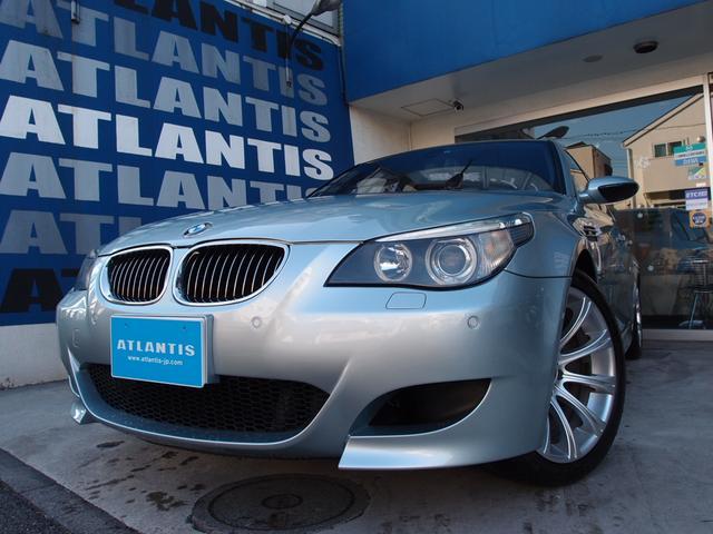 BMW M5 左ハンドル 黒革 サンルーフ ナビ ETC