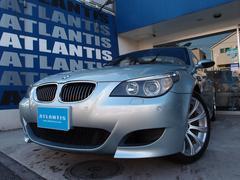 BMW M5M5 左ハンドル 黒革 サンルーフ ナビ ETC