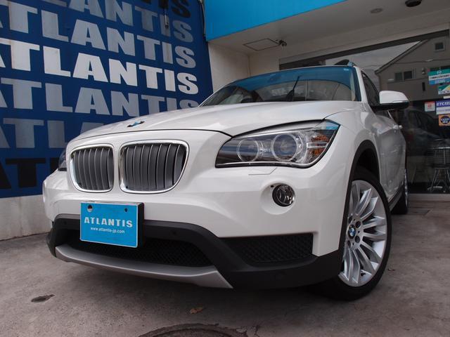 BMW sDrive 20i ファッショニスタ 限定車 ベージュ革 ナビ バックカメラ ETC キセノン コンフォートアクセス シートヒーター プッシュスタート アイドリングストップ 純正18インチAW