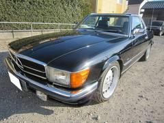 M・ベンツ500SLヨーロッパ