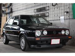 VW ゴルフGTI−16v Goo鑑定車