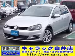 VW ゴルフTSIコンフォートライン ACC自動ブレーキ 新車保証付