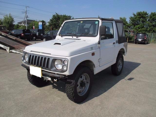スズキ CC 幌 4WD