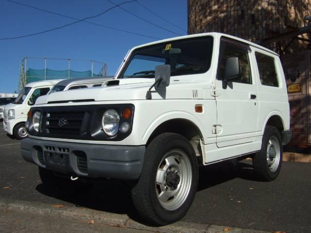 スズキ HAターボ 4WD