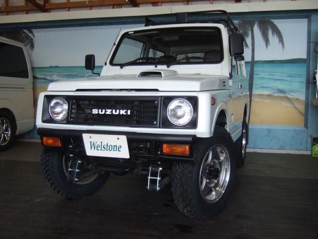 スズキ HC 4WD ターボ 皮調シートカバー