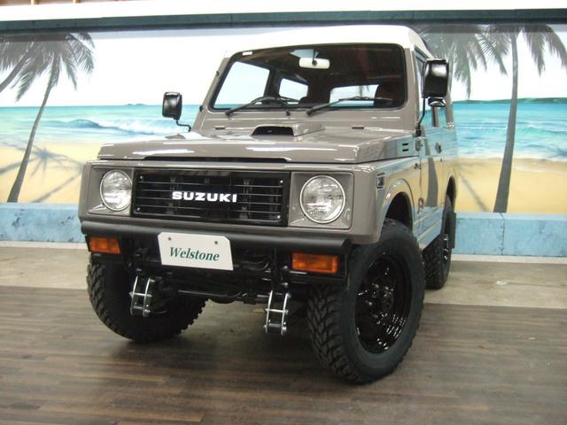 スズキ EC 4WD パノラミックルーフ 5MTシートカバー