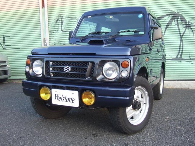 スズキ YC 4WD ターボ パノラミックルーフ