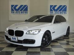 BMW740iエクスクルーシブスポーツ SR ACC HUD