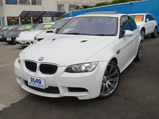 BMW M3 セダン サンルーフ