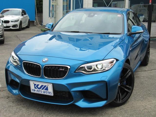 BMW M2 ベースグレード DCT ドライブロジック