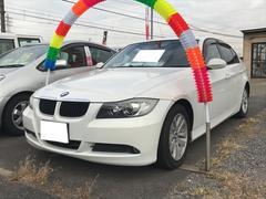 BMW320i アルミホイール