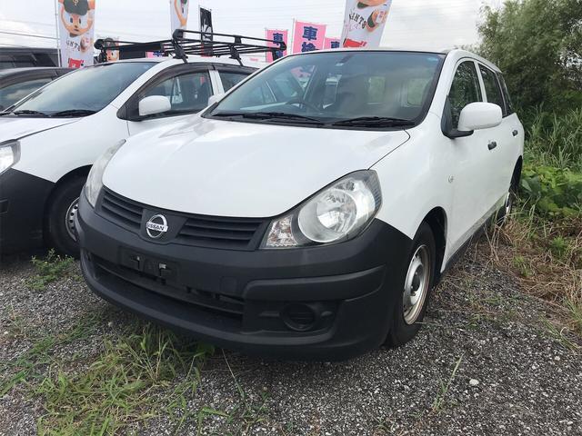 VE 商用車 AC オーディオ付 ETC 5名乗り 白(1枚目)