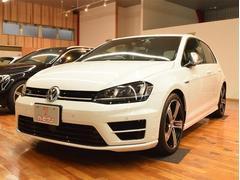 VW ゴルフR都内1オーナー禁煙車 純正ナビ Bカメ ACC DCC