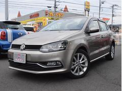 VW ポロオリジナル 都内1オーナー禁煙車 純正ナビ LEDライト