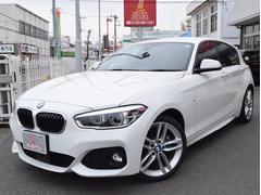 BMW118i Mスポーツ ワンオーナー 禁煙車 ACC LDA