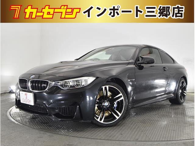 BMW M4 M4クーペ アダプティブMサスペンション