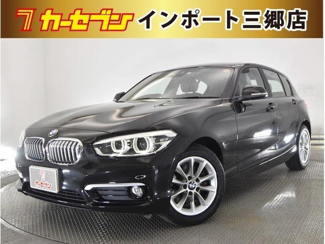 BMW 1シリーズ 118i スタイル 当社買い取りダイレクト販売車 コンフォートアクセス 純正HDDナビ&Bカメラ