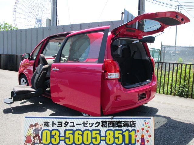 トヨタ X ウェルキャブ 助手席リフトUPシートBタイプ