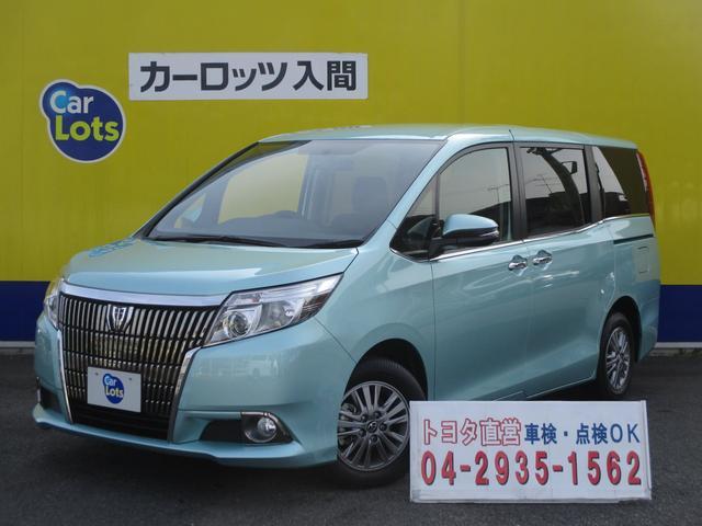 トヨタ Xi サイドリフトアップシート装着車A