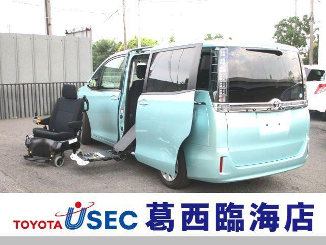 トヨタ Xウェルキャブ サイドリフトアップシート着脱電動シートA