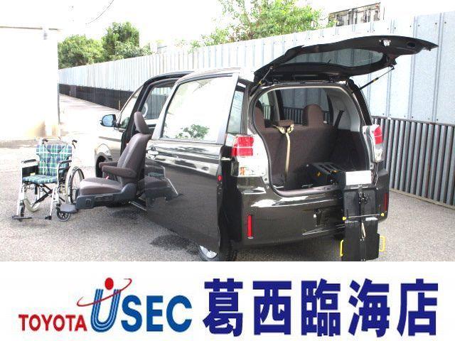 トヨタ X ウェルキャブ 助手席リフトUPシート Bタイプ TSSC