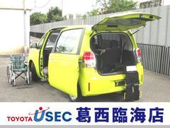 スペイドX ウェルキャブ 助手席手動回転チルト Bタイプ  TSSC
