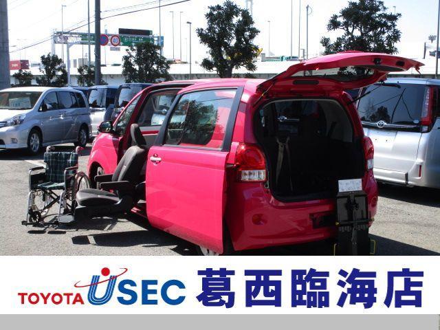 トヨタ X ウェルキャブ 助手席リフトUPシートBタイプ TSSC