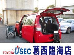 スペイドX ウェルキャブ 助手席回転チルト Bタイプ 4WDTSSC
